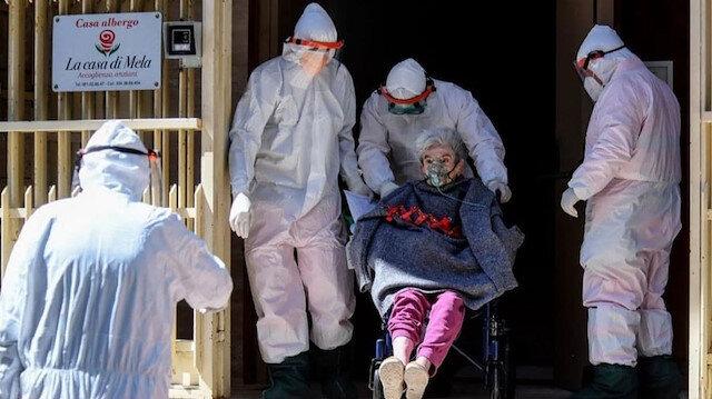 Avrupa'nın koronavirüs 'merkez üssü' huzurevleri oldu
