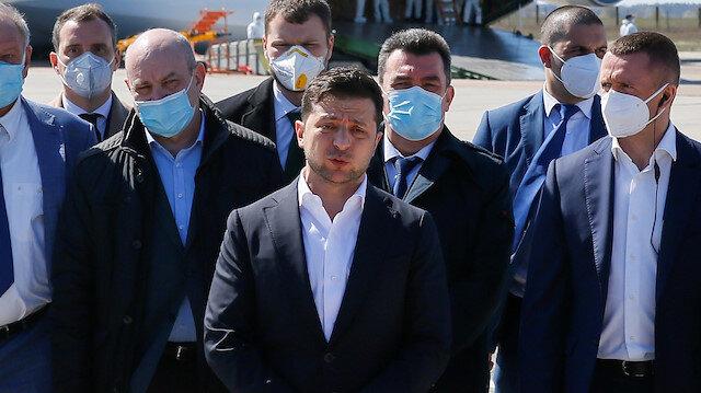 Ukrayna Devlet Başkanı Zelenskiy: Hayalim THY seviyesinde ulusal hava yolu şirketi kurmak