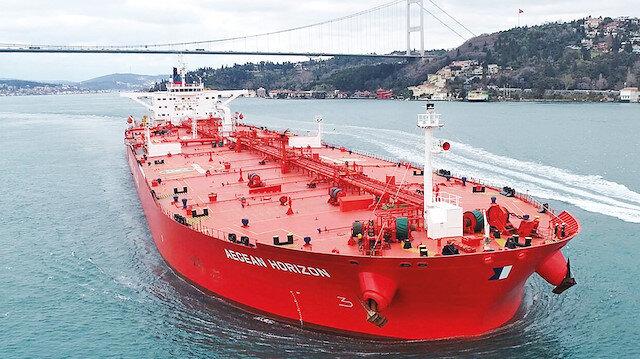 Petrol düştü kiralık tanker kalmadı