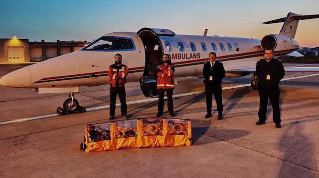 İsveç'te Kovid-19 testi pozitif çıkmasına rağmen tedavi edilmeyen Gülüşken ailesine devlet kucak açtı: Özel uçak almaya gitti