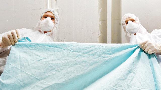 Virüs otopsiyi bile değiştirdi: Ceset torbasının dışı çamaşır suyu ile dezenfekte edilmeli