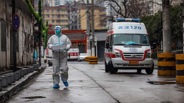 Çin açıkladı: Vuhan'daki tüm korona hastaları taburcu edildi