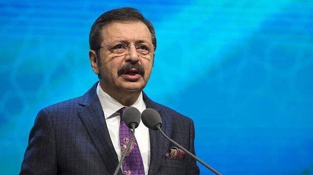 TOBB Başkanı Hisarcıklıoğlu: TOBB Nefes Kredisi'ni bugün itibarıyla devreye alıyoruz