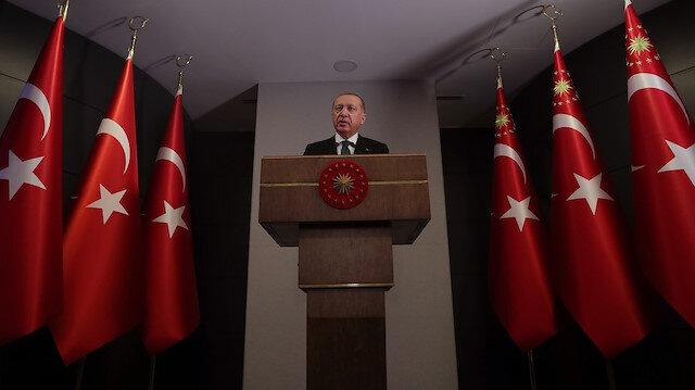 Cumhurbaşkanı Erdoğan: 1 Mayıs ve haftasonu sokağa çıkma kısıtlaması