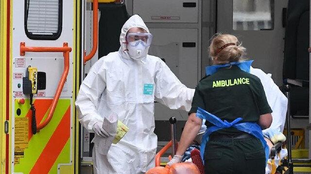 İngiltere'de bir sağlık skandalı daha: Eldivenleri çift değil tek saymışlar