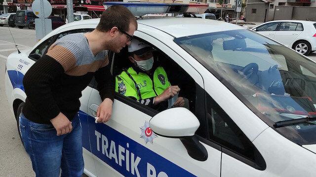 Ceza kesilen modifiye araç sürücüsü: Bin değil 10 bin lira da yazsanız vazgeçmem