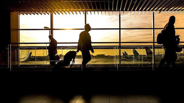 Seyahat harcamaları 177 milyar lirayı buldu