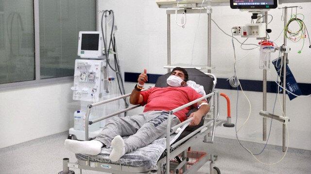 Sağlık Bakanı Koca'dan 'Emrullah Gülüşken' iddialarına cevap: Akrabalığım yok, tanımıyorum