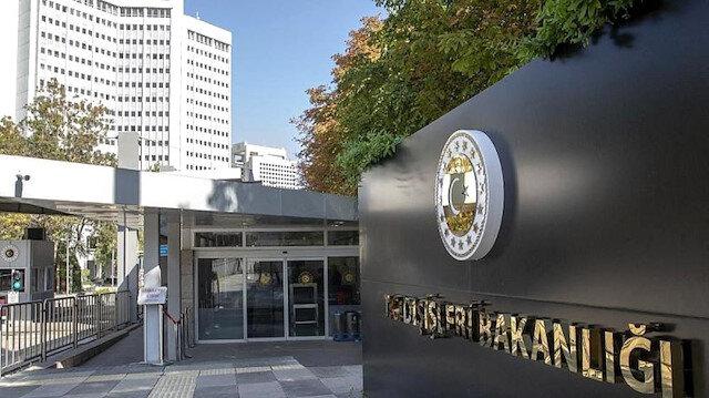 Dışişleri Bakanlığı'ndan Hafter'in açıklamasına tepki!