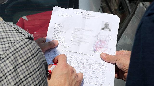 İstanbul otogarında 'sahte seyahat belgesi' pazarlığı: Ankara bileti sahte evrakla birlikte 350 lira