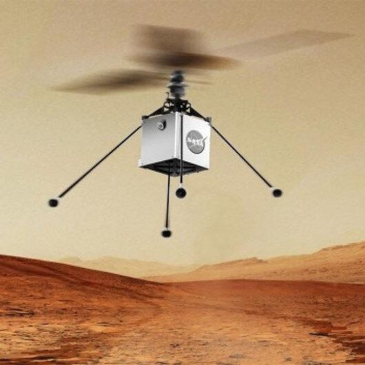 NASA, Mars helikopterinin ismini açıkladı