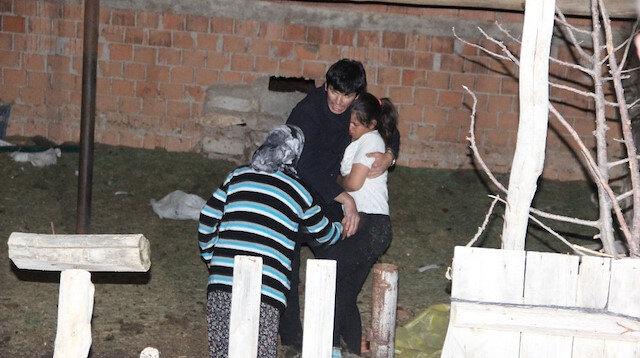 Kayıp başvurusunda bulundukları kız çocuğu ağılın avlusunda uyurken bulundu
