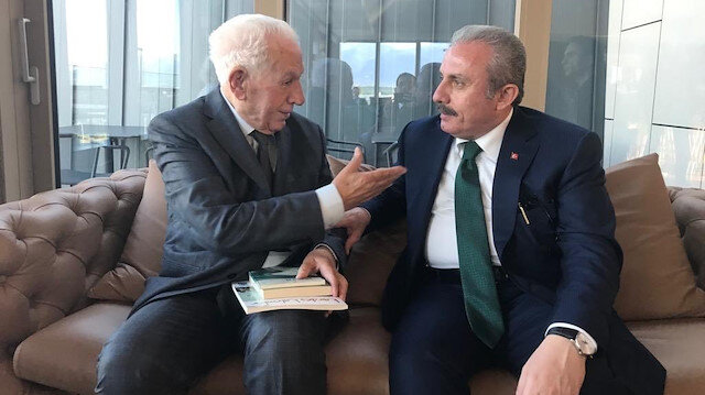 Mustafa Şentop'dan 'İlhami Emin' mesajı: Derin üzüntü duydum