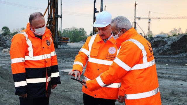 Kuzey Marmara Otoyolu'nun son kesimi 21 Aralık'ta açılacak