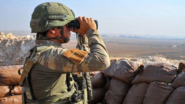 MSB: Terör örgütünden kaçan 3 PKK/YPG'li terörist teslim oldu
