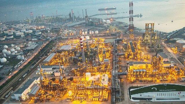 TÜPRAŞ İzmir Rafinerisi üretime ara veriyor
