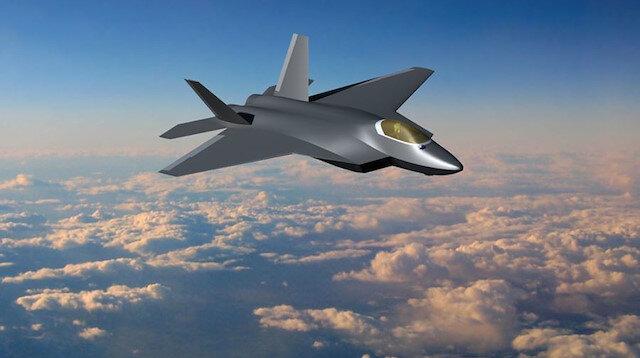 Milli savaş uçağı için 500 mühendis 20 milyon satır kod yazacak