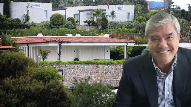 Sözcü yazarı Yılmaz Özdil'in evinde inceleme: Kaçak inşaat iddiası var