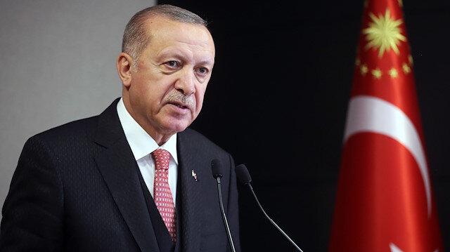 Cumhurbaşkanı Erdoğan 'normalleşme paketini' açıkladı