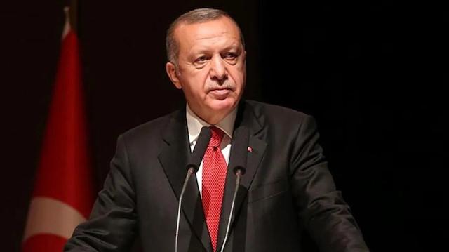 Cumhurbaşkanı Erdoğan YKS ile ilgili gençlere seslendi: Müfredattaki önemli bir kısımdan muaf olacaksınız