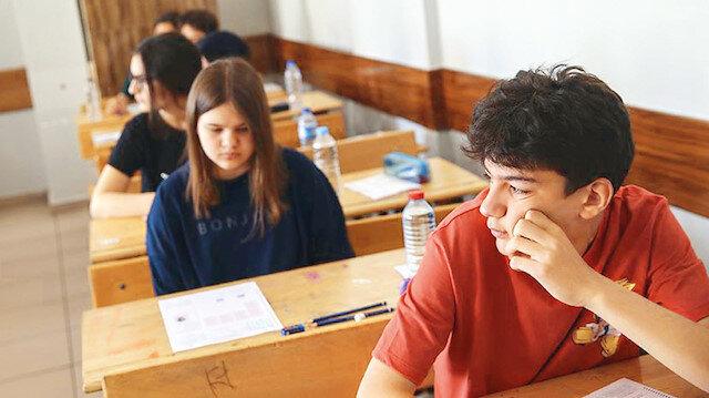 Her öğrenci kendi okulunda LGS'ye girecek: Her sınıfta dezenfektan ve peçete yer alacak