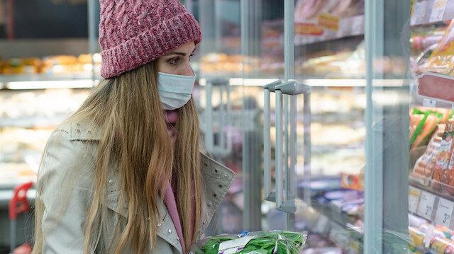 Virüs Z kuşağına stok yapmayı öğretti: Markete az gidip çok alıyoruz