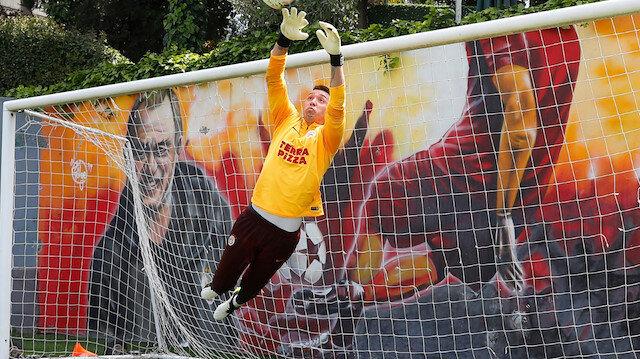 Galatasaray sahaya indi: Hijyen kurallarına uyarak antrenman yapılıyor