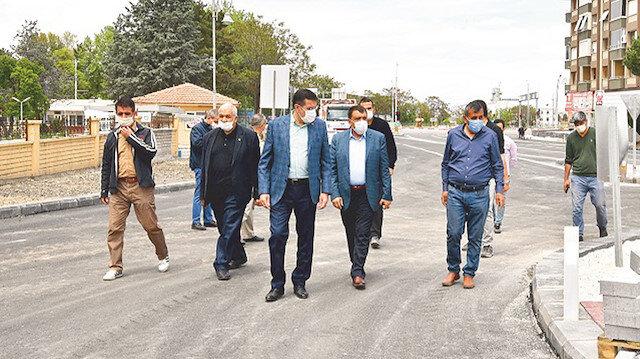 Malatya'nın trafik derdi adım adım tarih oluyor