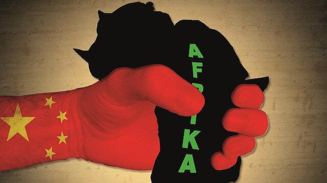 Çin Afrika'yı nasıl sömürüyor?