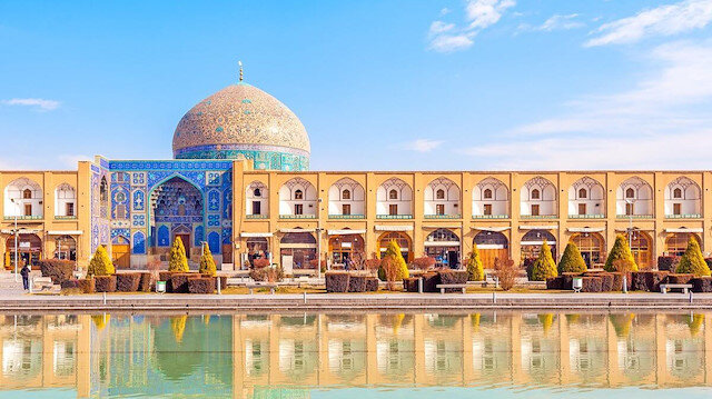 Nısf-ı Cihan: İsfahan