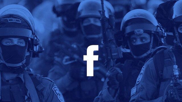 İsrail, Filistin'le olan savaşını Facebook cephesine de taşıdı