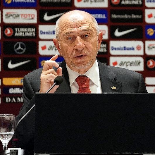 TFF Başkanı Özdemir: Futbolda ligler 12 Haziranda başlıyor