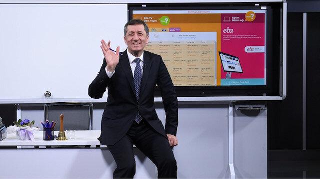 Milli Eğitim Bakanı Selçuk duyurdu: Yaz tatilinde EBA TV yayında olacak