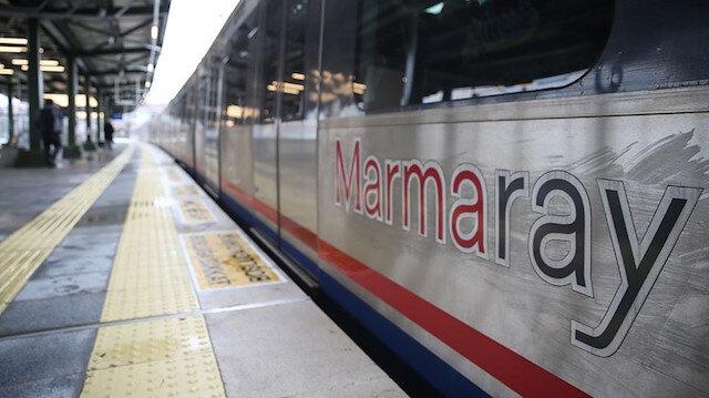 Marmaray'da yarın bir ilk yaşanacak: Yük treni geçecek