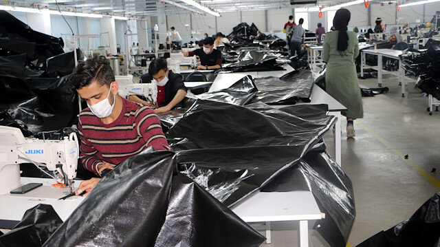 Tokat'tan İtalya, Fransa ve İngiltere'ye ceset torbası: 1 milyon sipariş var