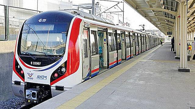 Marmaray'da tarihi gün: İlk yük treni bu gece geçecek