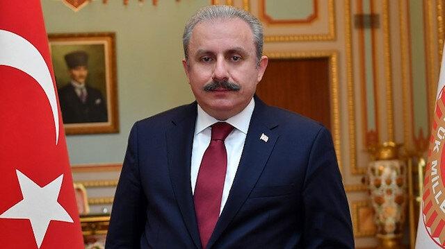 TBMM Başkanı Mustafa Şentop, Mesut Yılmaz ailesine geçmiş olsun telefonu