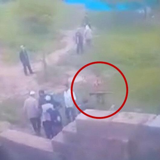 Diyarbakırda 14 yaşındaki çocuklarla silahlı ev baskını
