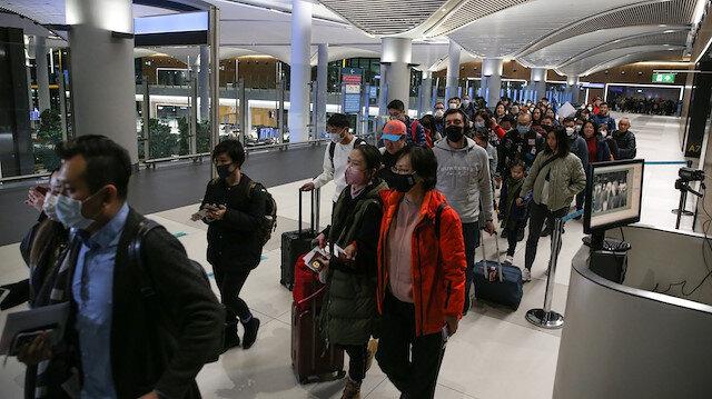 İstanbul Havalimanı'nda korona önlemi: Yolcuların ikamet adresi alınacak