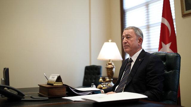 Milli Savunma Bakanı Akar'dan terhis ve celplerle ilgili açıklama: Olumsuzluk yaşanmaması için gayret göstereceğiz