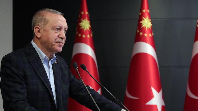 Cumhurbaşkanı Erdoğan: İstanbul mazeret değil hizmet bekler