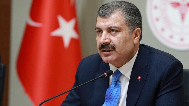 Sağlık Bakanı Fahrettin Koca 10 Mayıs koronavirüs sonuçlarını açıkladı: Ölüm sayısı 47, vaka sayısı bin 542