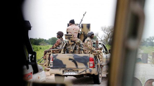 Nijerya'da Boko Haram'a düzenlenen operasyonda 20 terörist öldürüldü