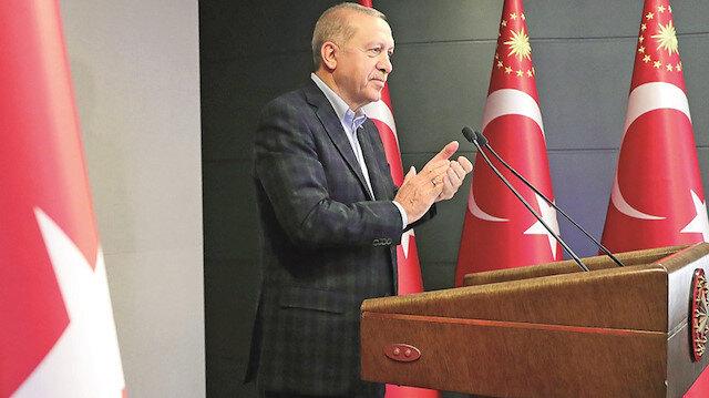 Cumhurbaşkanı Erdoğan: Dünyanın sağlık üssü olacağız