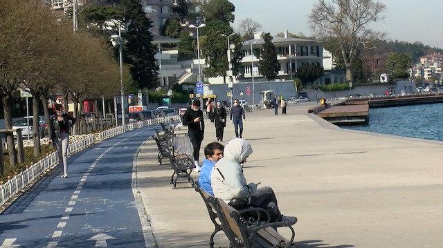 İstanbul'da sıcaklık hafta boyunca artacak: 30 dereceyi bulması bekleniyor
