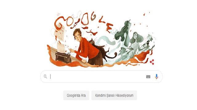 Google Tomris Uyar'ın doğum gününü hatalı kutladı