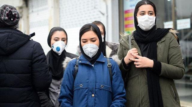 İran'da koronavirüs salgınında can kaybı 6 bin 733'e yükseldi