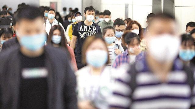 Asya'da ikinci dalga paniği: Mücadelede örnek gösterilen Güney Kore'de yeni vakalar ortaya çıkmaya başladı