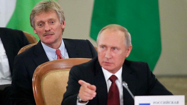 Kremlin Sözcüsü Dmitriy Peskov'un koronavirüs testi pozitif çıktı