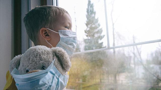 Koronavirüs çocuklarda sindirim sistemi belirtileriyle başlıyor